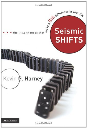 9780310259459: Seismic Shifts: The Little Changes That Make a Big Difference in Your Life