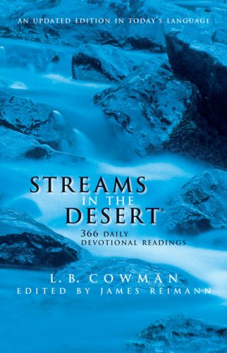 9780310262503: Streams in the Desert: 366 Daily Devotional Readings