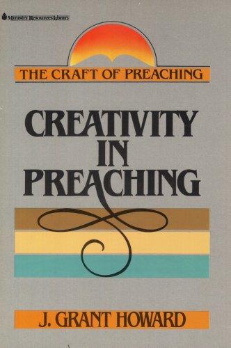 9780310262510: Creativity in Preaching (Craft of Preaching Series)