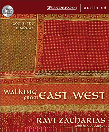 9780310262633: Walking from East to West: God in the Shadows