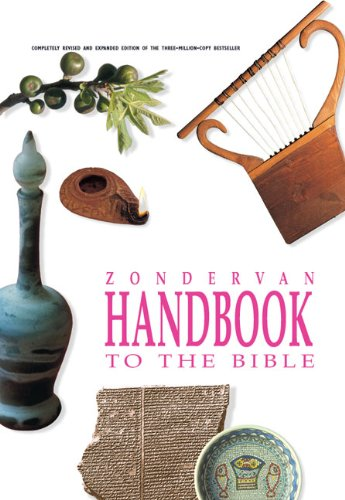 9780310262718: Zondervan Handbook to the Bible, Revised Edition