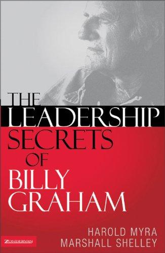 9780310263067: The Leadership Secrets of Billy Graham