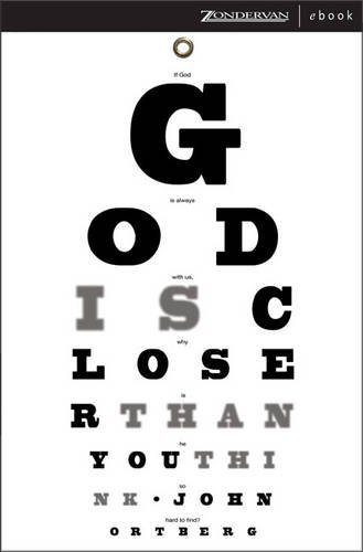 9780310263395: God is Closer Than You Think
