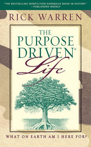 9780310264132: Purpose-driven(r) Life MM Camouflage Edition - Pastors.Com