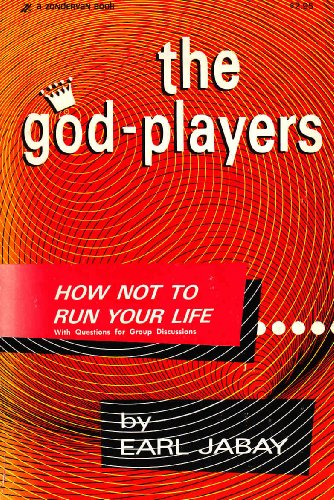 9780310265412: The God-Players - How Not to Run Your Life
