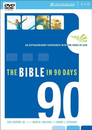 9780310266853: The Bible in 90 Days: An Extraordinary Experience with the Word of God