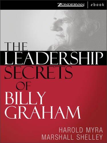9780310267843: The Leadership Secrets of Billy Graham