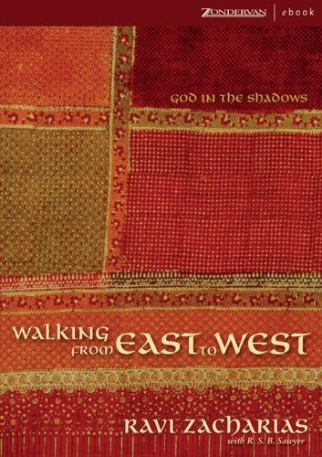 9780310268031: Walking from East to West: God in the Shadows