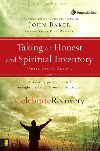 9780310268352: Taking an Honest and Spiritual Inventory Participant's Guide 2: A Recovery Program Based on Eight Principles from the Beatitudes (Celebrate Recovery)