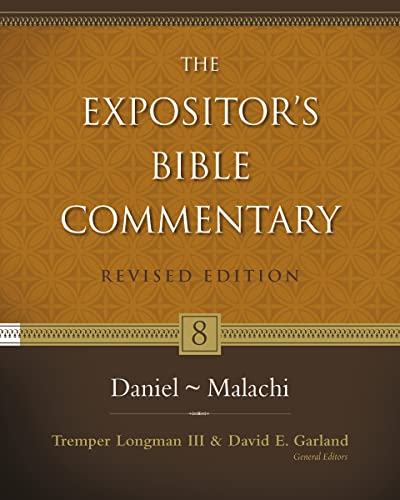 Daniel-Malachi (The Expositor's Bible Commentary) (0310268931) by David E. Garland; Tremper Longman III