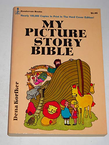 9780310269113: My Picture Story Bible