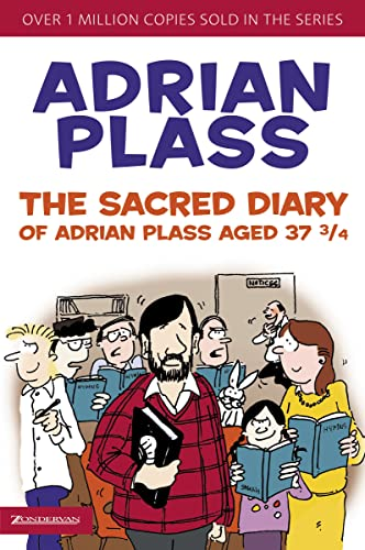 9780310269120: The Sacred Diary of Adrian Plass, Aged 37 3/4