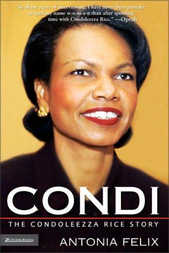 9780310269687: Condi: The Condoleezza Rice Story