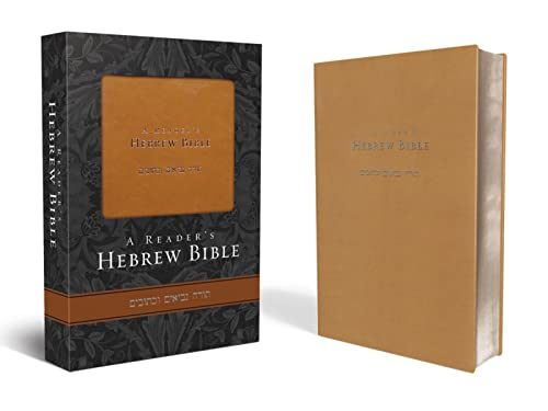 9780310269748: A Reader's Hebrew Bible
