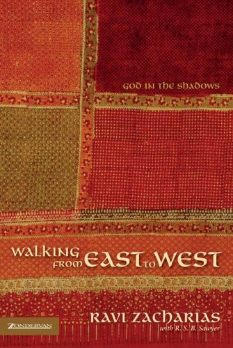 9780310270447: Walking from East to West: God in the Shadows