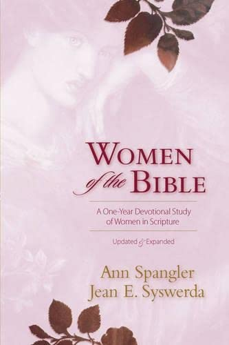9780310270720: Women of the Bible: A One-Year Devotional Study of Women in Scripture