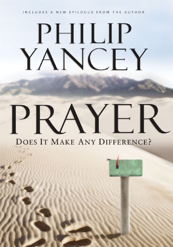 9780310271055: Prayer: Does It Make Any Difference?
