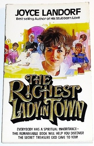 9780310271420: The Richest Lady in Town