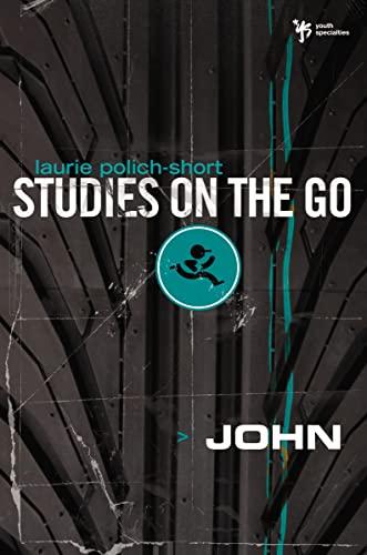 9780310272007: John (Studies on the Go)