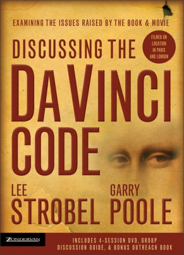 9780310272632: Discussing the Da Vinci Code Curriculum Kit : Examining the Issues Raised by the Book and Movie (DVD Included)