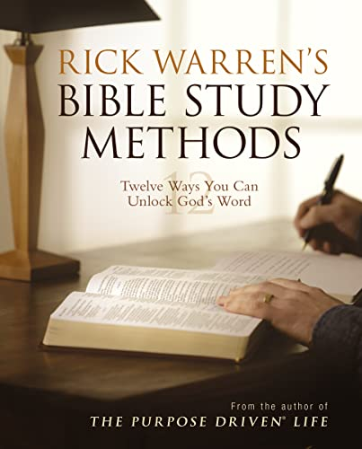 9780310273004: Rick Warren's Bible Study Methods
