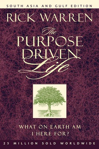 9780310273295: The Purpose Driven(r) Life South Asia