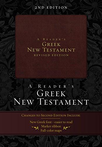 9780310273783: A Reader's Greek New Testament: 2nd Edition