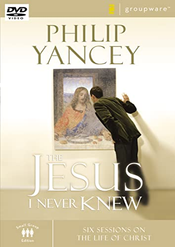9780310275282: The Jesus I Never Knew: Six Sessions on the Life of Christ