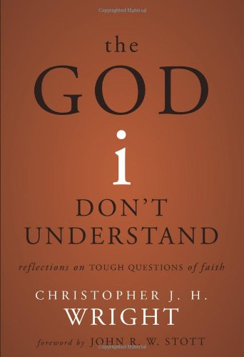 9780310275466: The God I Don't Understand: Reflections on Tough Questions of Faith