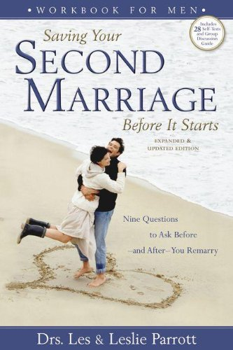 9780310275848: Saving Your Second Marriage Before It Starts: Nine Questions to Ask Before and After You Remarry