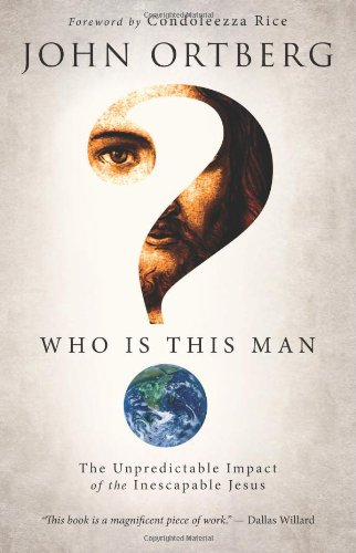 9780310275947: Who Is This Man?: The Unpredictable Impact of the Inescapable Jesus