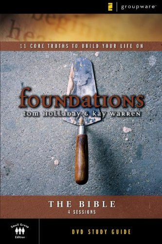 9780310276708: The Bible Study Guide: 11 Core Truths to Build Your Life On (Foundations)