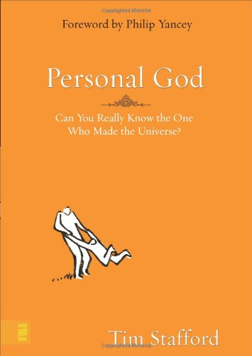 9780310277088: Personal God: Can You Really Know the One Who Made the Universe?