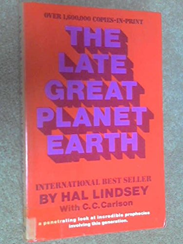 9780310277729: Late Great Planet Earth