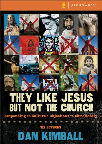 9780310277873: They Like Jesus but Not the Church Curriculum Kit: Responding to Culture's Objections to Christianity