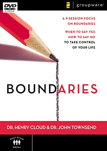 9780310278092: Boundaries When to Say Yes, When to Say No to Take Control of Your Life