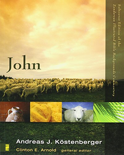 Zondervan Illustrated Bible Backgrounds Commentar, Vol. 2 (Zondervan Illustrated Bible Backgrounds Commentary) (0310278287) by Andreas J. Kostenberger
