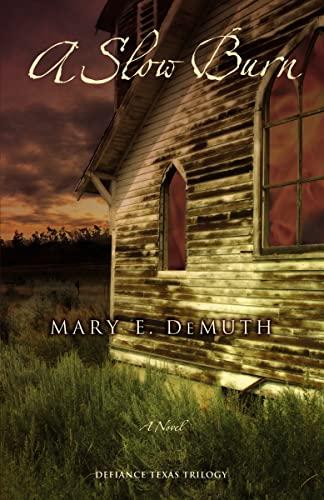 9780310278375: A Slow Burn (Defiance Texas Trilogy, Book 2)