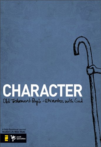 9780310279068: Character: Old Testament People - Encounters with God (Student Life Bible Study)