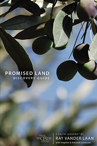 Promised Land Discovery Guide: 5 Faith Lessons: Vander Laan, Ray