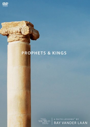 9780310279587: Prophets and Kings (Faith Lessons, Vol. 2): 6 Faith Lessons