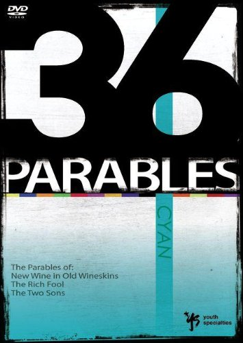 9780310280774: 36 Parables: Cyan: The Parables of New Wine in Old Wine Skins The Rich Fool, and The Two Sons