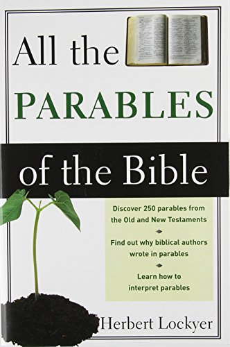 All the Parables of the Bible Format: Paperback: Herbert Lockyer