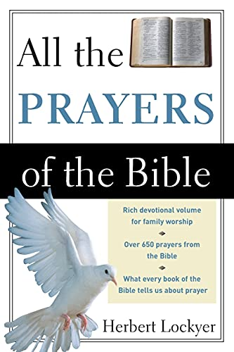 9780310281214: All the Prayers of the Bible