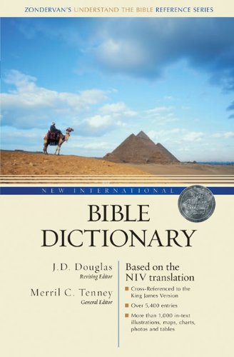9780310282211: New International Bible Dictionary