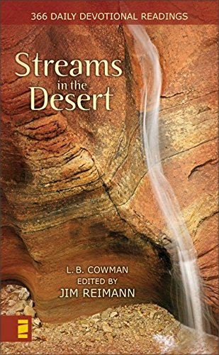 9780310282754: Streams in the Desert: 366 Daily Devotional Readings