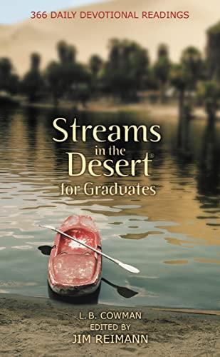 Streams in the Desert for Graduates: 366: Mrs. Charles E.