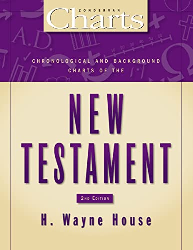 9780310282938: Chronological and Background Charts of the New Testament: Second Edition (ZondervanCharts)