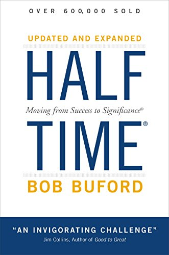 9780310284253: Halftime: Moving from Success to Significance