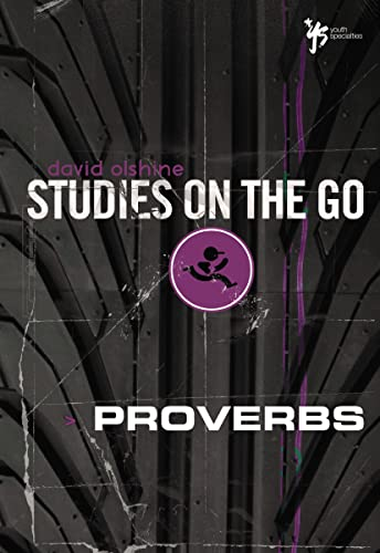 9780310285489: Proverbs (Studies on the Go)